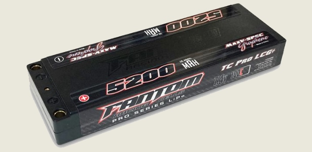 2-Cell LIPO Battery
